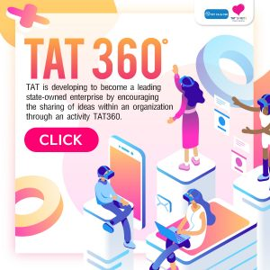 TAT Encourages Creative Ideas Within the Organization through TAT 360 Activity