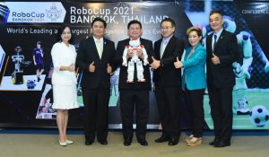 Thailand Takes Lead as ASEAN's Robotics Champion