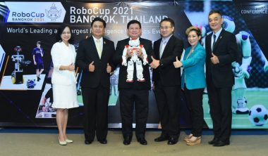 Thailand Takes Lead as ASEAN's Robotics Champion