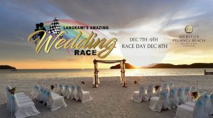 Win a Dream Wedding at Langkawi's Amazing Wedding Race