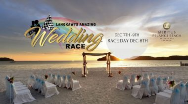 Win a Dream Wedding at Langkawi's Amazing Wedding Race Malaysia