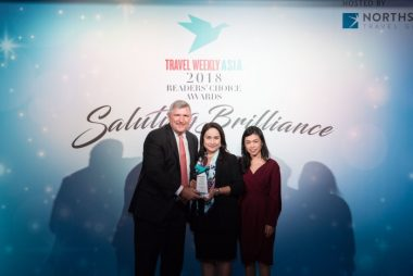 Fantastic Four in Row for Best Western at Travel Weekly Reader's Choice Awards