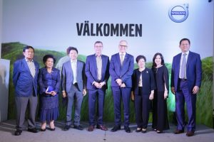 Volvo Opens First Retail Experience Showroom in Bangkok