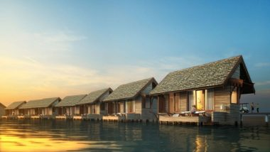Hilton and S Hotels Resorts Pioneers Original Island Vacation Experiences at SAii Lagoon Maldives