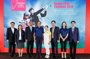 Honda LPGA Thailand, Championing Women's Golf in Thailand for 13 Years