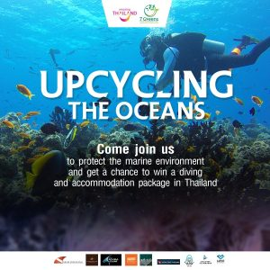 Let's Clean Up Thailand's Marine Environment with Upcycling the Oceans Activity