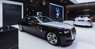 Rolls-Royce Motor Cars Bangkok Brings Pinnacle Luxury to Iconsiam