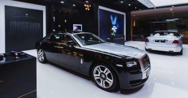 Rolls-Royce Motor Cars Bangkok Brings Pinnacle Luxury to Iconsiam