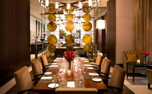 Thanksgiving Dinner an American tradition at Anantara Siam