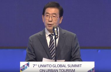 UNWTO Conference on Urban Tourism, Build Cities for Residents and Visitors