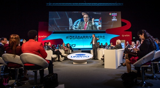 UNWTO, Share Knowledge on Tourism Technology at WTM Ministers Summit