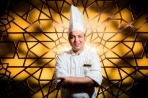 Michelin Star for Indian Restaurant The Golden Peacock The Venetian Macao