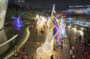 Iconsiam Spreading Joyful Spirit with Bangkok Illumination