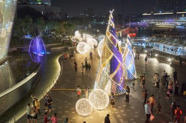 Iconsiam is spreading a joyful spirit Bangkok Illumination