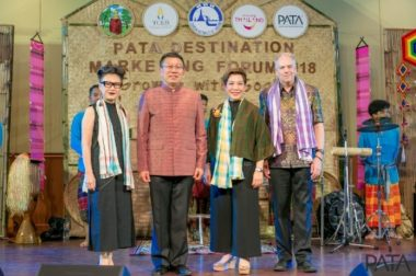Khon Kaen Welcomes over 300 Delegates to PATA Destination Marketing Forum 2018