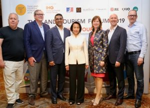 Mall Group Chairwoman Supaluck Umpujh Calls on Travel Industry to Develop Thailand as World-Leading Destination