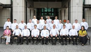 Twenty-Two Top Chefs Join Together to Present Bangkok Chefs Charity Fundraising Gala Dinner