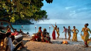 Saint Ange Tourism Report – 24th December 2018