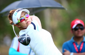 Honda LPGA Thailand Last Hole Birdie Gives South Korean Lead