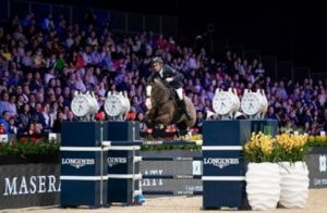Longines Grand Prix Brings Gripping Conclusion with Denis Lynch Victory