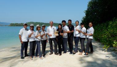 The Naka Island Phuket Wins Green Hotel Award