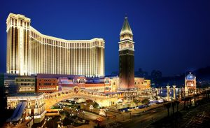 Venetian Macao Best Hotel in Macau in Readers Choice Awards