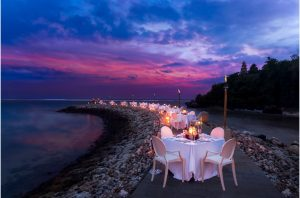 La La Lune Nusa Dua Bali Latest Beachfront Dining Experience