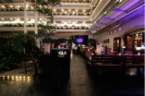Embrace Sustainability in Style with Earth Hour at Aqua Bar