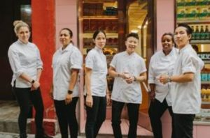 Female Chefs Take Centre Stage at Black Sheep Restaurants