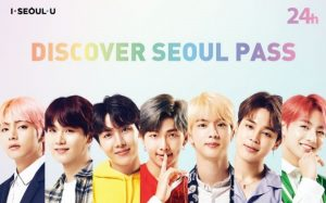 Global Boy Band BTS Featured on Discover Seoul Pass