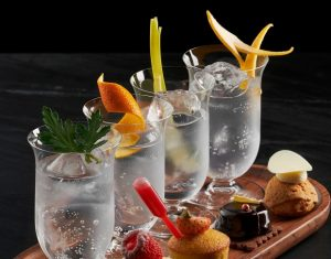 Brand-new Gin Tasting Experience at The Sukhothai Shanghai Urban Lounge