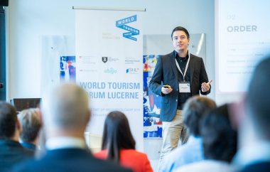 World Tourism Forum Lucerne Indian Start-Up Innovation Camp - TRAVELINDEX