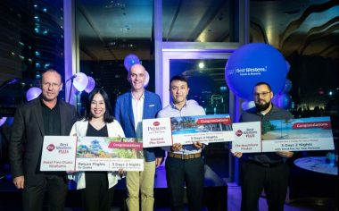 Best Western Hotels Hosts Glittering Evening Party in Bangkok for Esteemed Partners