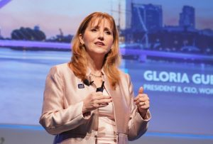 Gloria Guevara Opens WTTC Global Summit 2019 in Seville, Spain