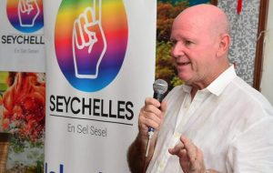 "Seychelles New Political Party ""One Seychelles"" Being Led by Alain St.Ange"