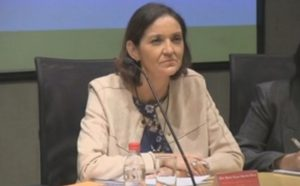 Spain's Minister María Reyes Maroto Illera, Global Champion for Tourism