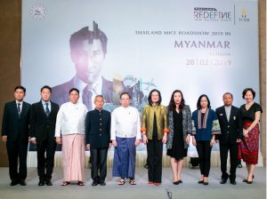 TCEB Road Show Delivers Record Results for Thai MICE Industry