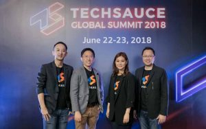 Almost 2,000 Startups Showcased at Techsauce Global Summit