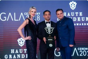 Hospitality Superstars to be Lauded at Haute Grandeur Global Awards Gala Ceremony