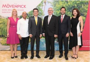 Movenpick BDMS Wellness Resort Opens in Bangkok
