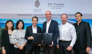 Best Western and Habitat Group Sign Contract for Asia's First Newly-Built BW Premier Collection Hotel