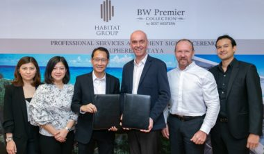 Best Western and Habitat Group Sign Contract for Asia's First Newly-Built BW Premier Collection Hotel - TRAVELINDEX