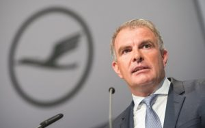 Carsten Spohr Elected New IATA Board Chairman