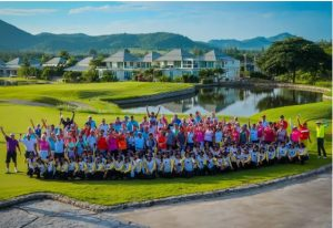 Thailand's Biggest Golf Tournament for Club Golfers