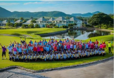 Thailand's Biggest Golf Tournament for Club Golfers - TRAVELINDEX