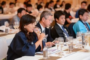 Wynn and International Wine Challenge Host World's Leading Sake Event