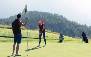 Jazz up your Golf Holiday in St. Moritz this Summer