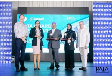 PATA Honours Industry Professionals at PATA Annual Summit - TRAVELINDEX