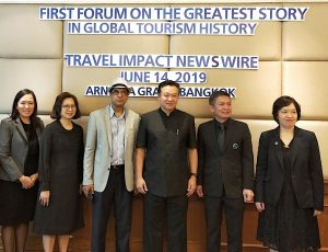 Successful First Forum on the Greatest Story in Global History Held in Bangkok