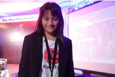 Asia's Youngest Blockchain Entrepreneur Steals the Show - TRAVELINDEX